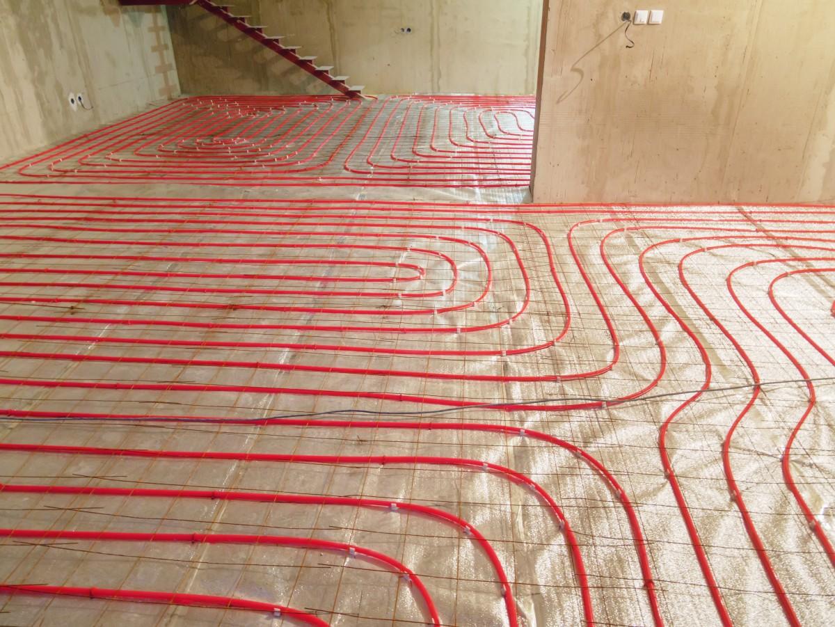 Radiant Floor Heating